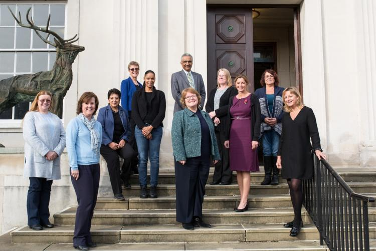 Hertfordshire family safeguarding team