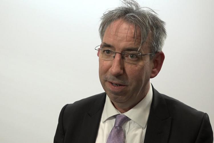 Duncan Selbie, Chief Executive, Public Health England