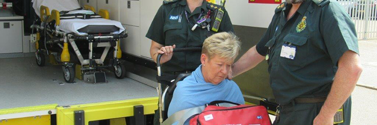 Red Bags smooth the way for hospital stays